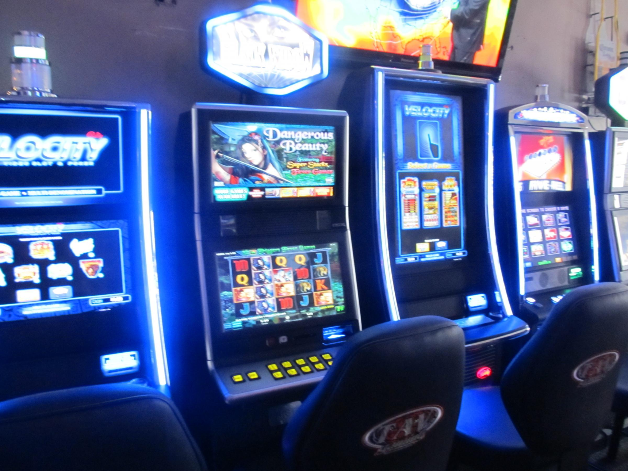 Video gaming and slots