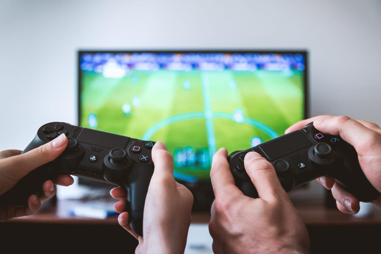 With Video games comes a new era in gambling
